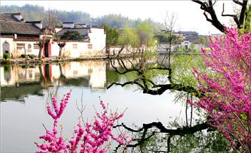 世界文化遗产--宏村,徽州的江南--秀里一日游