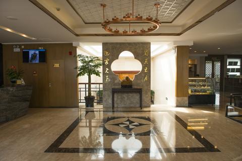黄山玉屏楼宾馆